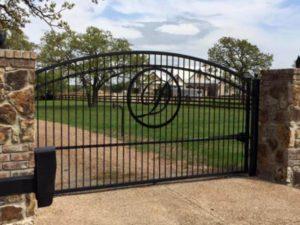 Gate Installation Mesquite